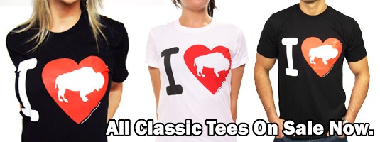 Classic Tees On Sale Now